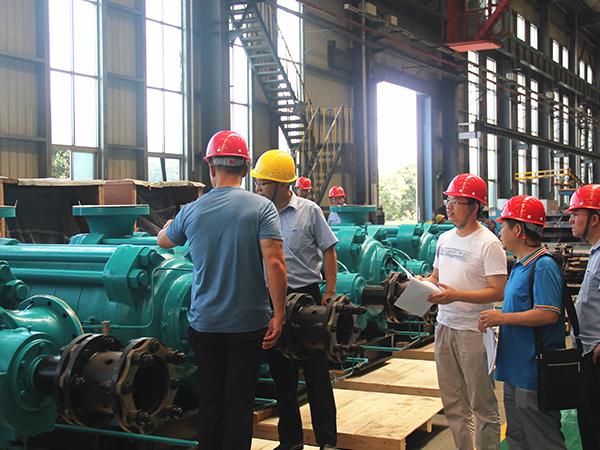 中国人民解放军HHT项目顺利完成出厂验收